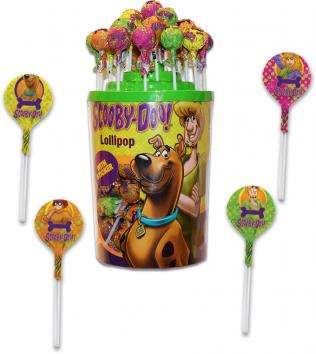 Líz. Scooby Doo 16g (6x100)