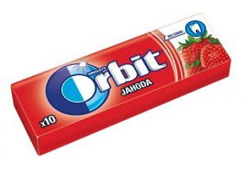 Orbit 14g strawberry (20x30)