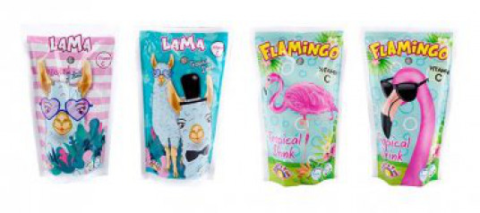 Drink 200ml Lama,Flamingo (30)