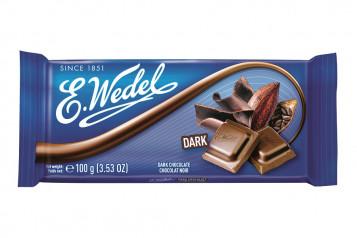 WEDEL-DARK CHOCOLATE 100 g (20)