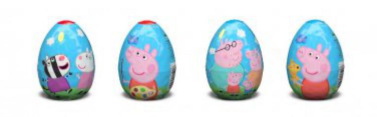 Vajíčko Peppa Pig 10g (6x24)