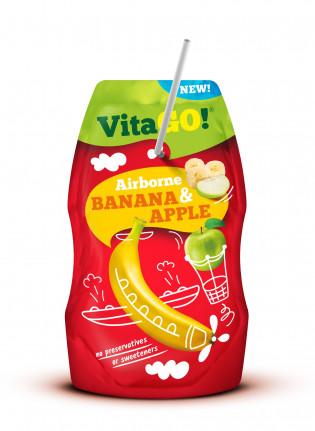VITAGO 0,2l banana (30)