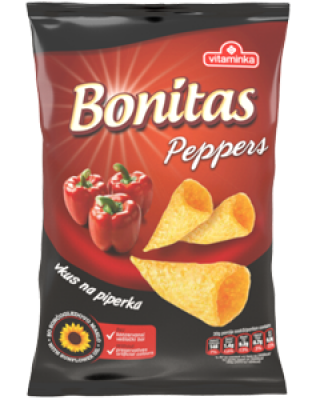 V-BONITAS chips 30g paprika (50)